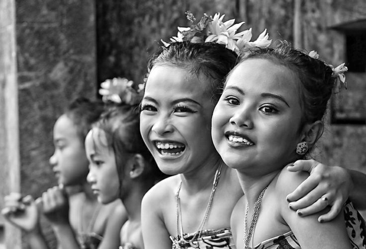 Happy together by Made Batuan, via 500px