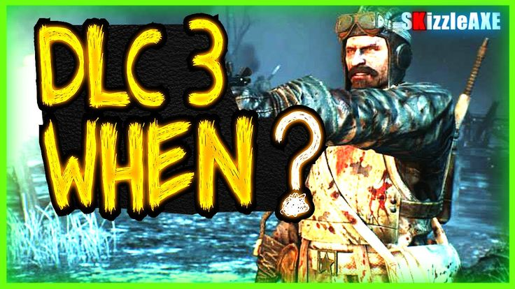 When Can We See BLACK OPS 3 DLC 3 Trailer - BO3 DLC 3 Zombies Trailer, Release Date? (BO3 New DLC)