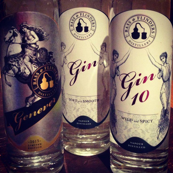 Bass & Flinders Distillery #gin