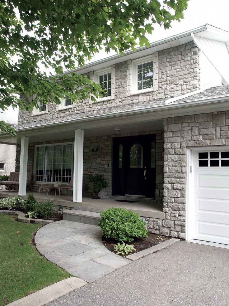 Faux stone house siding images for House of granite and marble