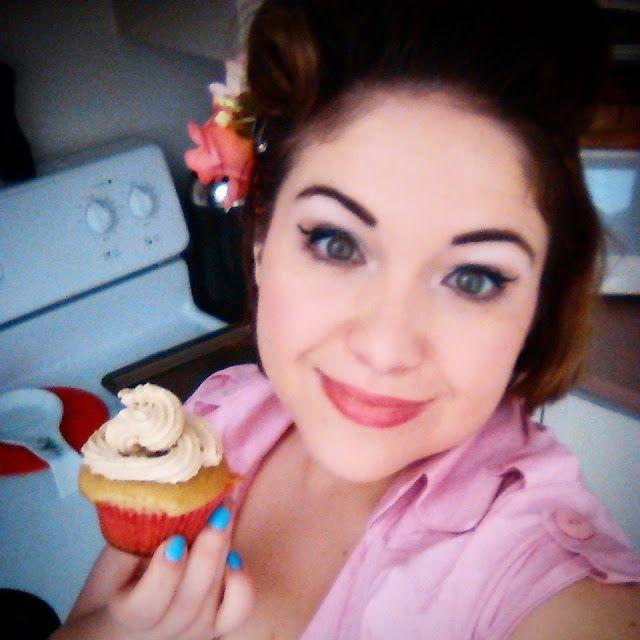 Cupcakes beurre et pacanes et son glaçage au café Keurig praline aux pacanes de Van Houtte ~ Etre Radieuse