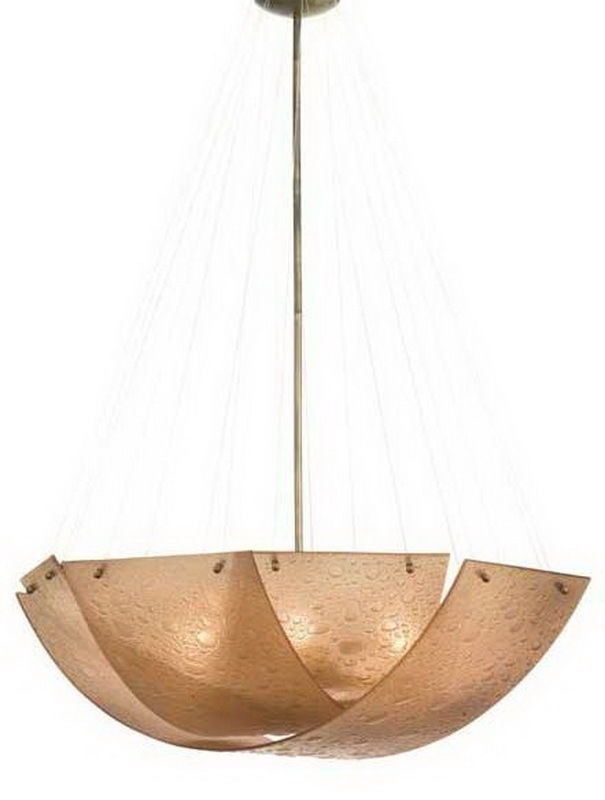 Kalco lighting 5099 cb cirrus collection five light pendant chandelier in chemical bronze finish