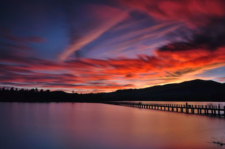 Cileunca Lake, Pangalengan, Bandung, Indonesia. http://www.bdgexpat.com