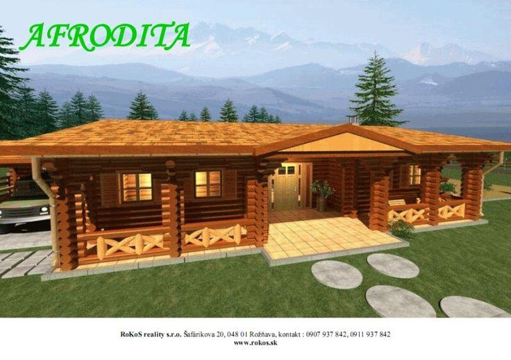 Zrub bungalow :)