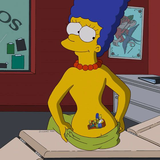 the simpsons sexy naked sexpictures