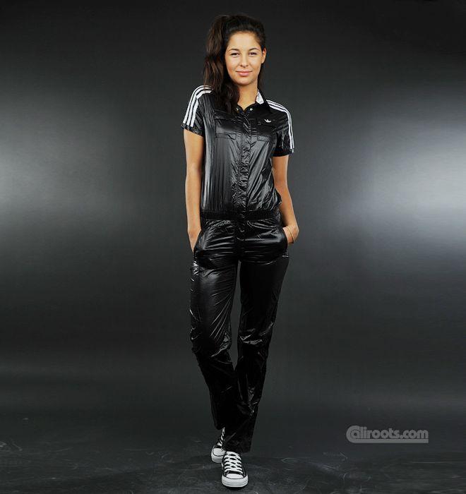adidas Fafi nylon suit