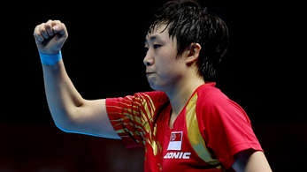 Team effort wins Singapore bronze