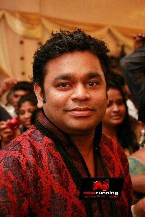Ar Rahman At Gv Prakash And Saindhavi Wedding