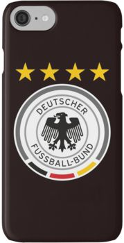 Germany Soccer Logo iPhone 7 Cases
