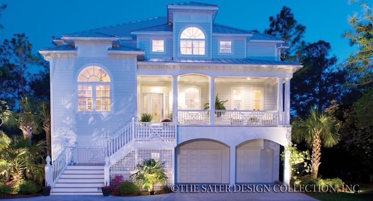 17 best images about sater designs on pinterest luxury for Bay house plans