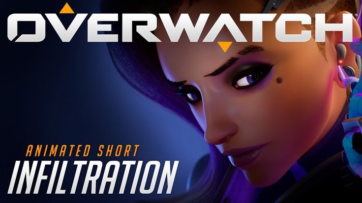 """Infiltration"" new Overwatch animated short"