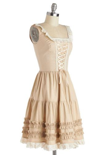 Prolonged Farewell Dress, #ModCloth