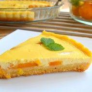 Výborný meruňkový koláč s tvarohem