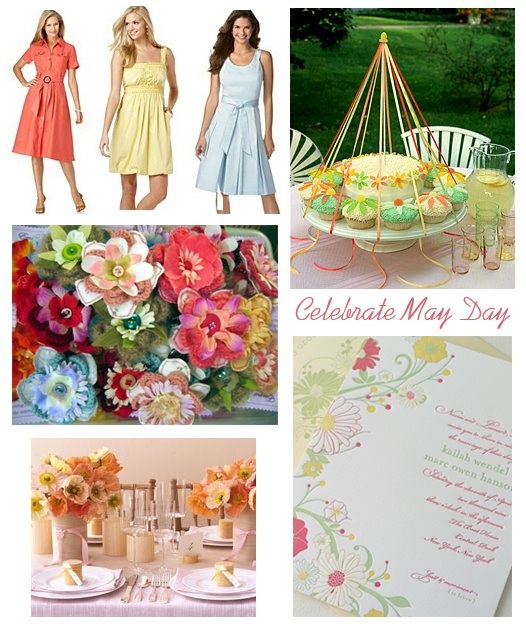 Celebrate May Day!