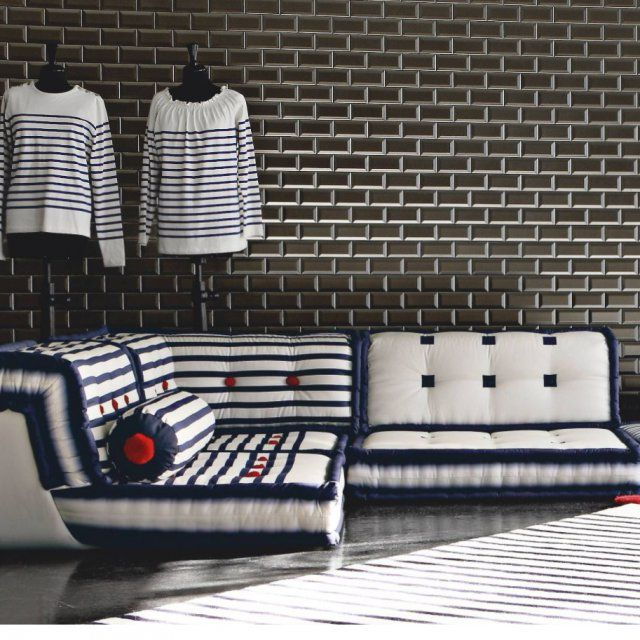 1000 images about canap s sofas on pinterest - Canape jean paul gaultier ...
