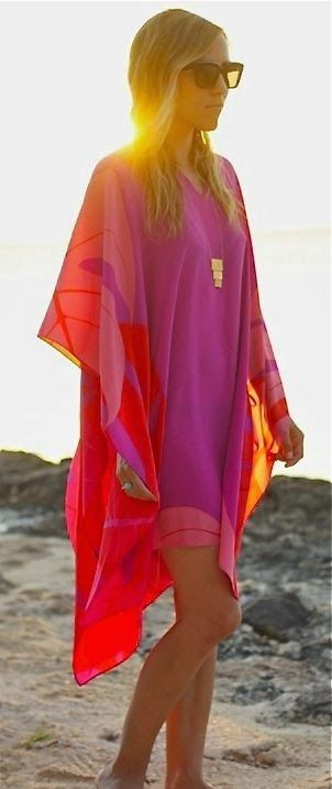 Cotton Candy: Hippie Chic Caftans