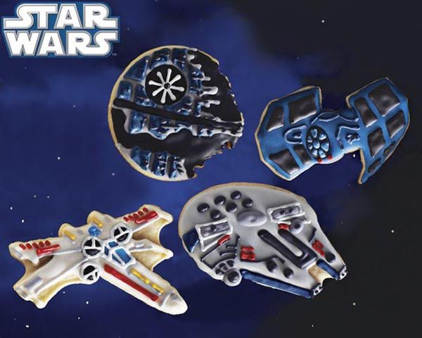 Star Wars Vehicles Cookie Cutter Set    @Jesse Miron