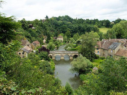 Los pueblos más bellos de Normandía en Francia