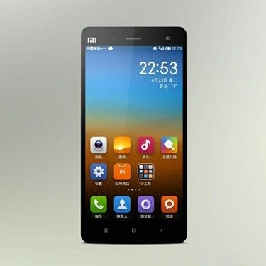 Xiaomi Mi4 Smartphone use Snapdragon 805 processor  5.5 Inch 2K FHD Screen support 4G LTE, 3GB of RAM