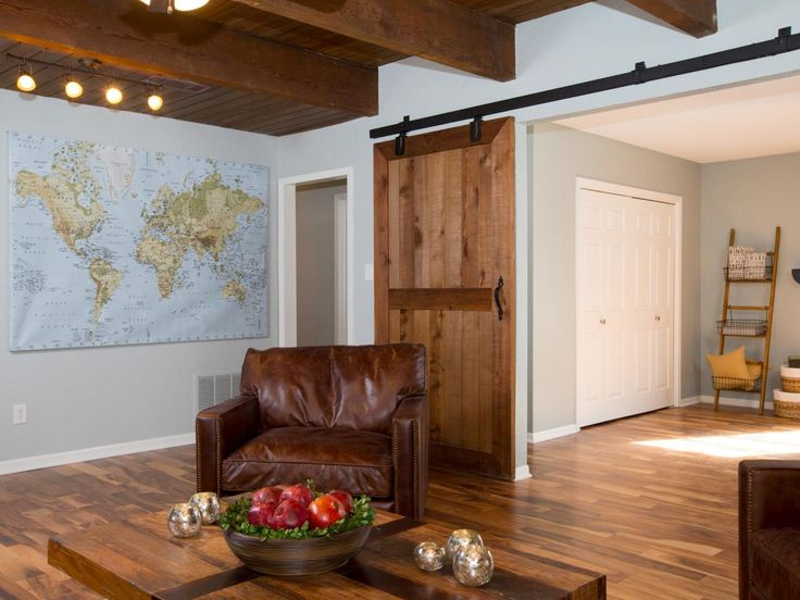 Fixer Upper: Country Farmhouse Goes from Scary to Sensational  HGTVs ...