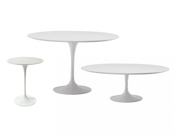 Meer dan 1000 idee n over saarinen tafel op pinterest tulp tafel tulp stoel en stoelen - Tafel knoll ...