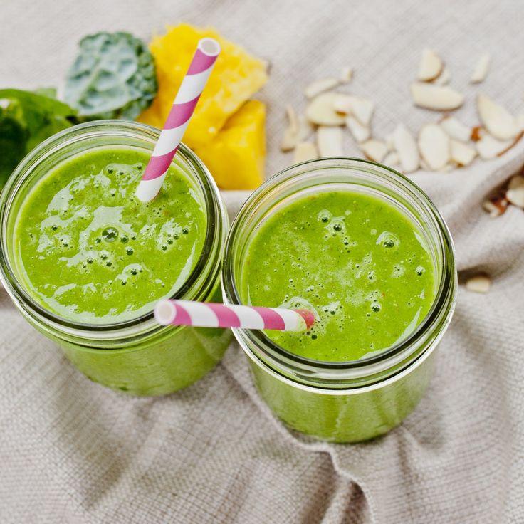 Een groene smoothie is mega gezond. Voeg daarom spinazie, rucola of andere groente groenten toe. Maar hoe maak je je smoothie verder perfect en gezond?
