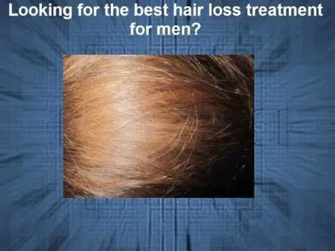 Best Hair Loss Treatment For Men #HairLossTreatmentDIY