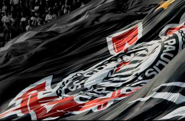 Bandeira-Corinthians