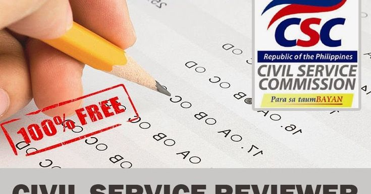 2016 Civil Service Exam Reviewer w/ Answers - Free Download ~ MAGMANEWS.com