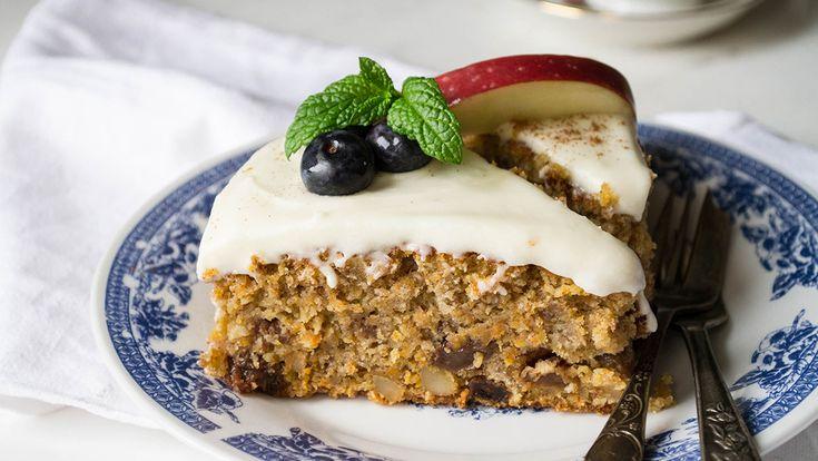 Κέικ Καρότου με Σαντιγύ Dirollo Spread : Dirollo
