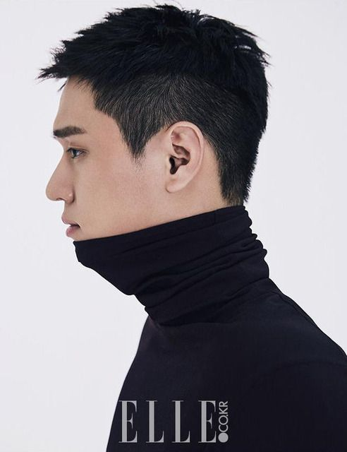 Go Kyung Pyo | Elle October Issue '16