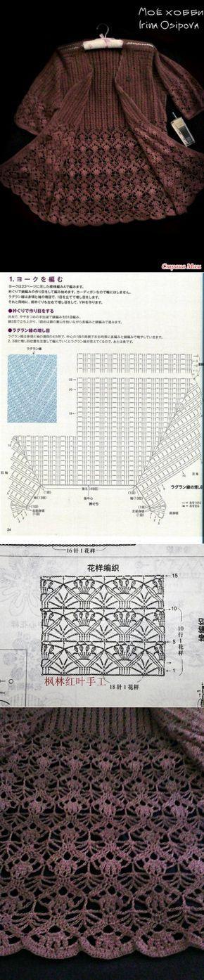 1794 best Ganchillo images on Pinterest | Crochet patterns ...