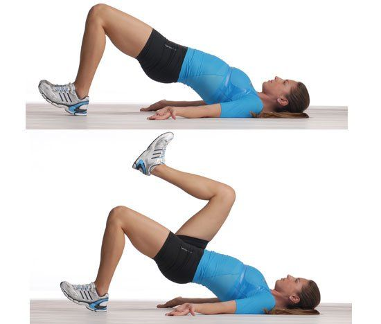 The Best Core Exercises For Runners | POPSUGAR Fitness