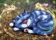 Kotofeechki sweet dreams.
