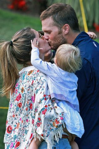 Gisele Bundchen & Tom Brady's 15 cutest moments over the years.