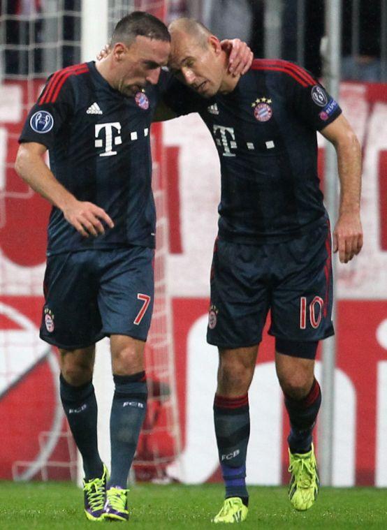 FC Bayern München 5 - 0 FC Viktoria Plzen
