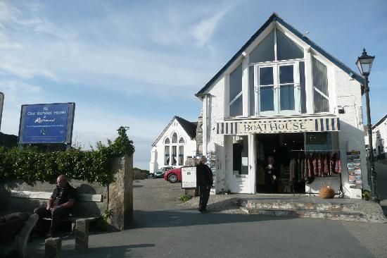 Port Isaac School Restaurant The Old School Hotel And