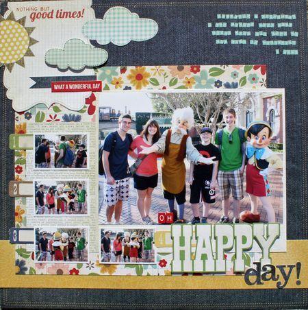 Oh happy day: Summer Scrapbook, Scrapbook Inspiration, Scrapbook Creations, Stories Scrapbook, Scrapbook Projects, Scrapbook Layout, Disney Scrapbook, Crafty Scrapbook, Scrapbook Things