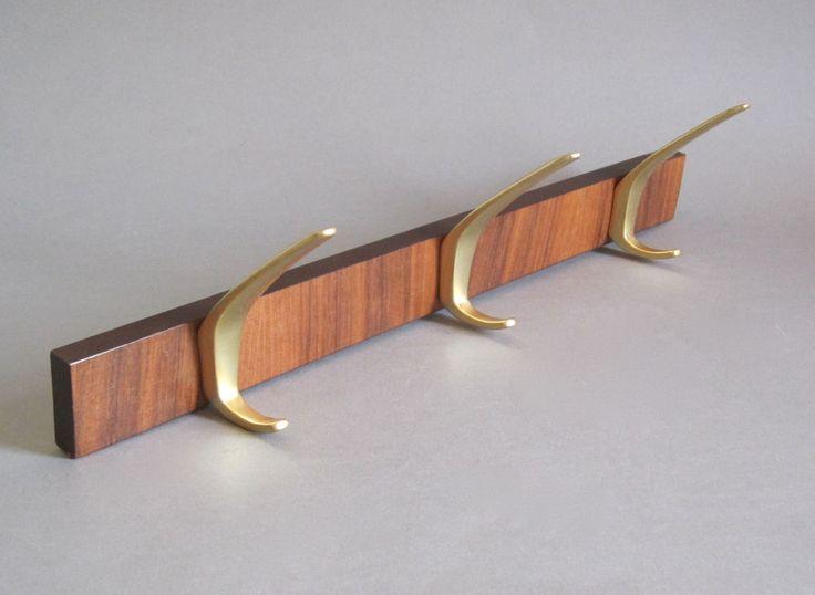 Materialien: Holz und Messing. Mid Century. guter Zustand mit wenigen Gebrauchsspuren. | eBay!