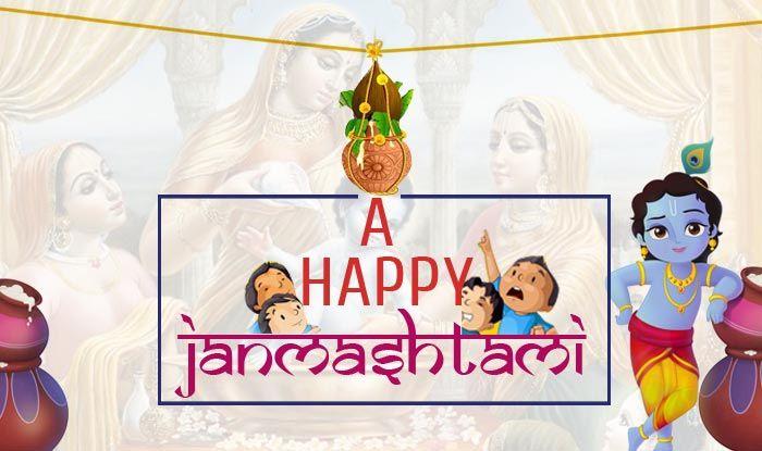 Happy Krishna Janmashtami & Dahi Handi 2016: Best Govinda Messages WhatsApp & Facebook Status Quotes Wishes SMSes & Greetings to share