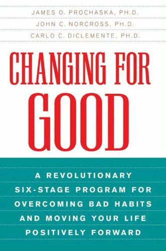 Changing for Good---- A Revolutionary Six-Stage Program for Overcoming Bad Habits and Moving Your Life Positively---  See more great self-help books: http://www.developgoodhabits.com/top-habit-books/ #book #books #ebooks #nonfiction