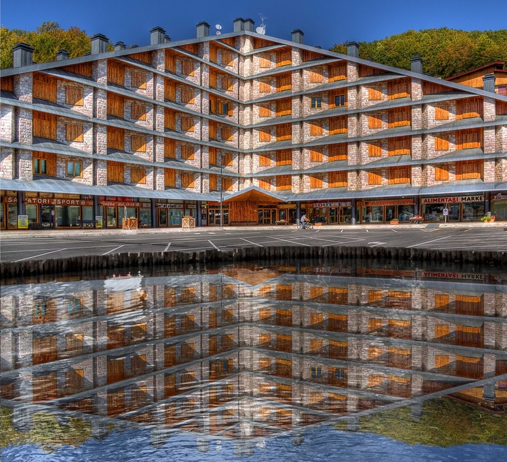 Beehive  - Appartamenti di montagna, monte Terminillo, Italy