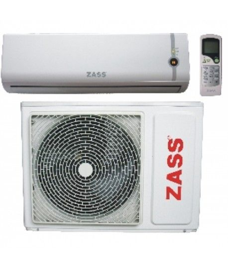 Zass ZAC 09/IP inverter, 9000 BTU, garanție 2 ani, clasa A+