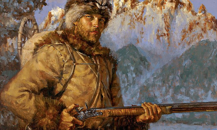 The First Mountain Man Why is John Colter widely considered to be the first of these hardy frontiersmen?