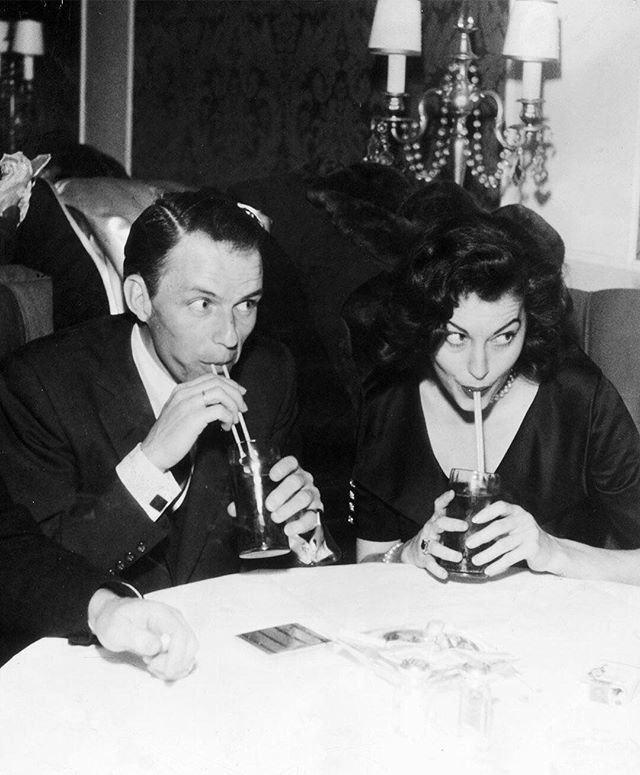 Date night tonight? Take your cues from Frank Sinatra and Ava Gardner. Click on the link in bio to see more from 100 years of classic Hollywood dates.  via VANITY FAIR MAGAZINE OFFICIAL INSTAGRAM - Celebrity  Fashion  Politics  Advertising  Culture  Beauty  Editorial Photography  Magazine Covers  Supermodels  Runway Models