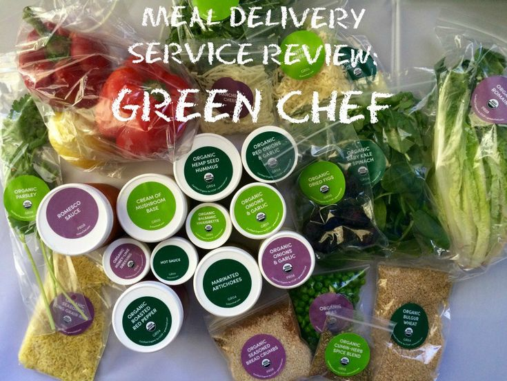 Have you wondered if the popular meal delivery services are worth the money? See what dietitian Megan Ware had to say about Green Chef.