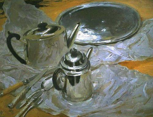 William Nicholson    Silver    1938
