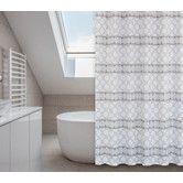 guest bath  Found it at Wayfair - Vogue Polyester Shower Curtain Set