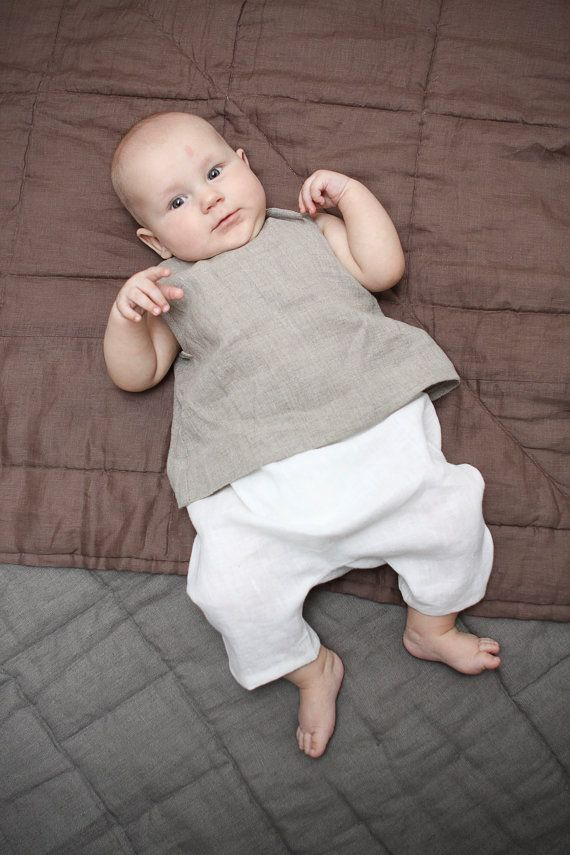 Bambino vestiti battesimo vestito biancheria di Marumakids su Etsy