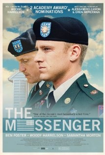 The Messenger (2009)  An American soldier struggles with an ethical dilemma when he becomes involved with a widow of a fallen officer.